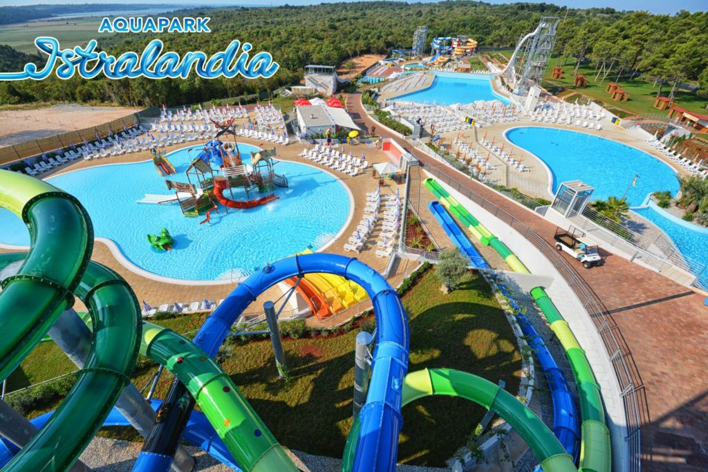 aquapark Istrie