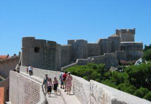 mestske hradby