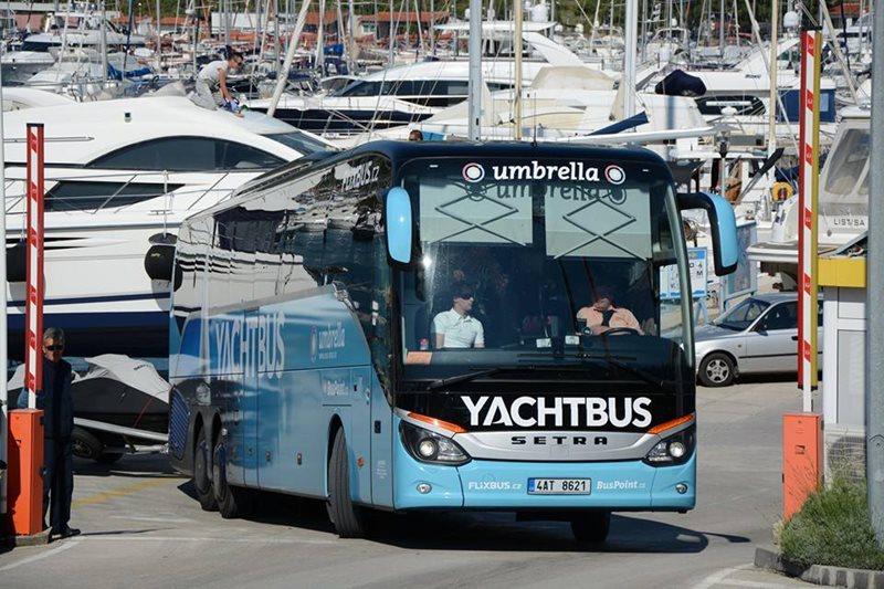 Yachtbus Zindulka