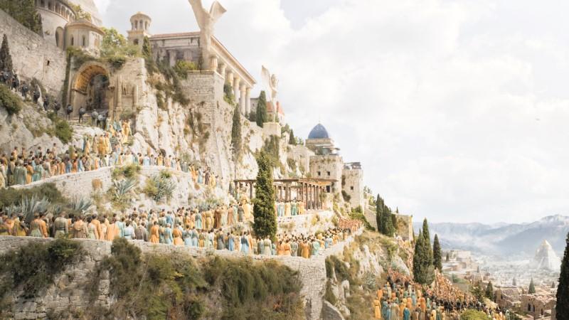 Pevnost Klis v seriálu Hra o trůny