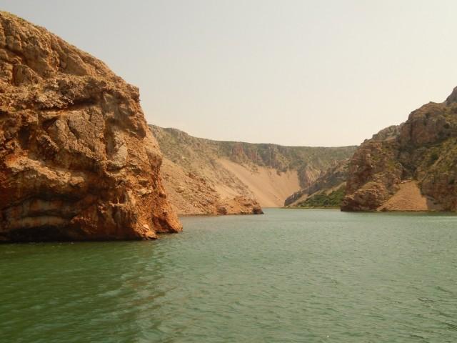 kaňon řeky Zrmanja