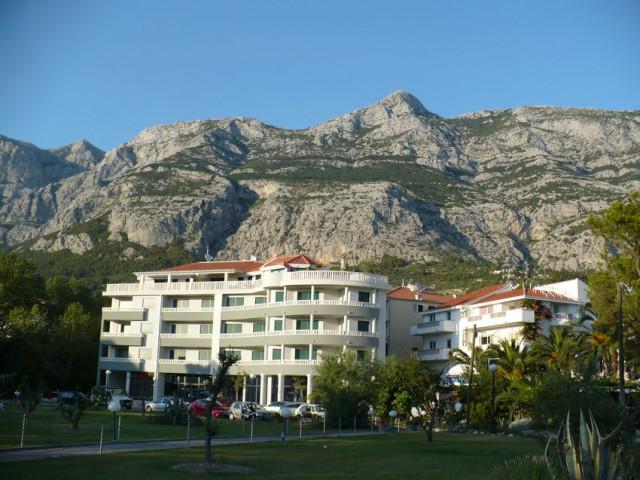 Chorvatsko - hotel v Igrane