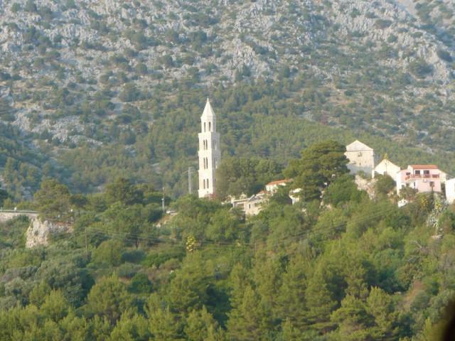 Igrane - kostel sv. Mihovlia