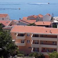 Apartmánový dům Tučepi - nadstandard